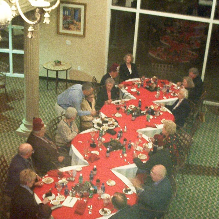 Banquet 8