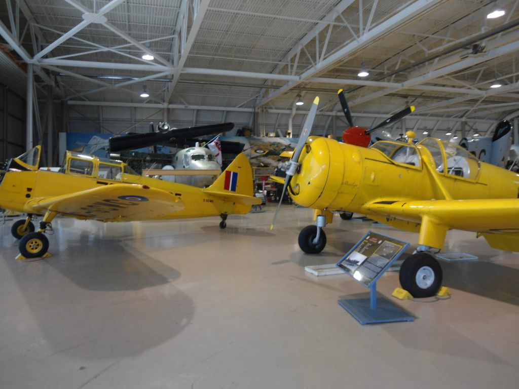 Aircrafts on Display